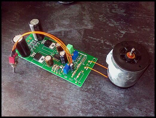 Simple Dc Motor Control Pink Fish Media